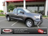 2013 Magnetic Gray Metallic Toyota Tundra Double Cab #81171162