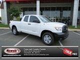 2013 Super White Toyota Tundra Double Cab #81171161
