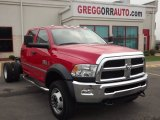 2013 Ram 4500 Crew Cab 4x4 Chassis