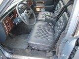 Cadillac Brougham Interiors