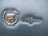 Cadillac Brougham Badges and Logos