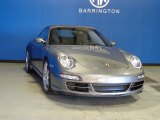 2008 Meteor Grey Metallic Porsche 911 Carrera S Coupe #81225596