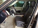 2013 Land Rover Range Rover HSE LR V8 Espresso/Ivory Interior