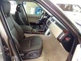 2013 Land Rover Range Rover HSE LR V8 Front Seat