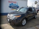 2011 Ebony Black Ford Explorer XLT #81225708