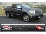 2013 Magnetic Gray Metallic Toyota Tundra TRD Rock Warrior CrewMax 4x4 #81225573