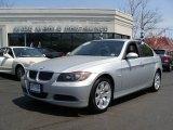2006 Titanium Silver Metallic BMW 3 Series 330xi Sedan #8108061
