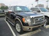 2011 Ebony Black Ford F150 King Ranch SuperCrew #81225693