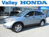 2011 Glacier Blue Metallic Honda CR-V EX 4WD #81245944