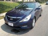 2013 Indigo Night Blue Hyundai Sonata GLS #81245952
