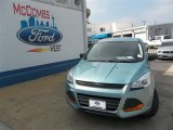 2013 Frosted Glass Metallic Ford Escape S #81245975
