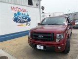 2013 Ruby Red Metallic Ford F150 FX2 SuperCrew #81252949