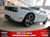 2013 Bright White Dodge Challenger R/T Classic #81253021