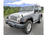 2012 Jeep Wrangler Sport S 4x4 Front 3/4 View