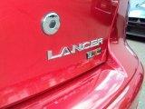 Mitsubishi Lancer 2011 Badges and Logos
