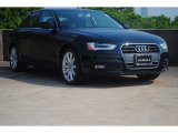 2013 Brilliant Black Audi A4 2.0T Sedan #81253407