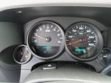 2013 Chevrolet Silverado 1500 Work Truck Regular Cab 4x4 Gauges