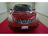 2012 Cayenne Red Nissan Rogue S AWD #81253003