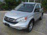 2010 Alabaster Silver Metallic Honda CR-V LX #81253327