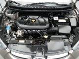 2011 Hyundai Elantra Engines
