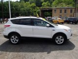 2013 Oxford White Ford Escape SE 2.0L EcoBoost 4WD #81252986