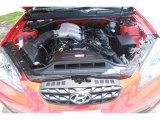 2012 Hyundai Genesis Coupe Engines