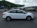 2012 Oxford White Ford Focus SEL Sedan #81252983