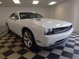 2013 Bright White Dodge Challenger R/T #81253225