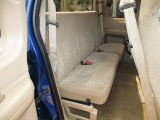 1997 Ford F150 XLT Extended Cab 4x4 Rear Seat