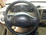 1997 Ford F150 XLT Extended Cab 4x4 Steering Wheel