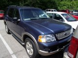 2003 Medium Wedgewood Blue Metallic Ford Explorer Eddie Bauer 4x4 #81253421