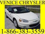 2002 Stone White Chrysler Sebring LXi Convertible #8102306