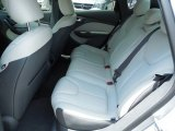 2013 Dodge Dart Limited Rear Seat