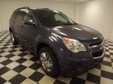 2013 Atlantis Blue Metallic Chevrolet Equinox LT #81253267