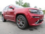2014 Jeep Grand Cherokee Deep Cherry Red Crystal Pearl