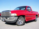 1997 Dodge Ram 1500 SLT Regular Cab Data, Info and Specs