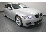 2011 Titanium Silver Metallic BMW 3 Series 335i Coupe #81288258