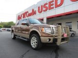 2011 Golden Bronze Metallic Ford F150 King Ranch SuperCrew #81287905