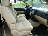 2007 Toyota Tundra Regular Cab 4x4 Front Seat