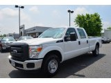2013 Ford F250 Super Duty XL Crew Cab Data, Info and Specs