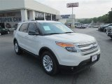 2011 White Suede Ford Explorer XLT #81287889
