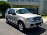 2003 Silver Birch Metallic Ford Explorer Limited 4x4 #8111841