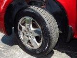 Dodge Grand Caravan 2004 Wheels and Tires