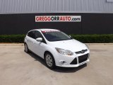 2012 Oxford White Ford Focus SE 5-Door #81288228