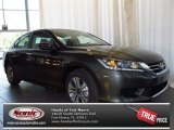2013 Hematite Metallic Honda Accord LX Sedan #81287756