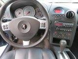 2006 Pontiac Grand Prix Sedan Controls
