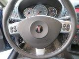 2006 Pontiac Grand Prix Sedan Steering Wheel