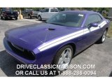 2013 Plum Crazy Pearl Dodge Challenger R/T Classic #81288303