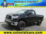 2010 Black Toyota Tundra TRD Regular Cab 4x4 #81288522