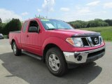 2007 Nissan Frontier SE King Cab 4x4 Data, Info and Specs